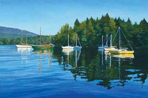 Edward Duff, The Cove