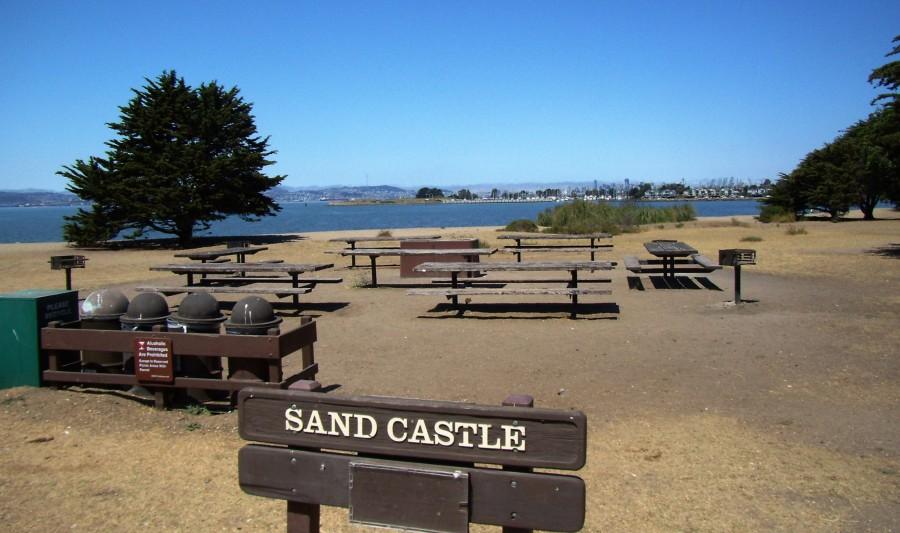 Sand Castle Picnic Area
