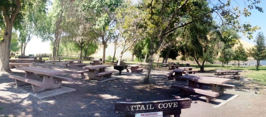 Cattail Cove Picnic Area