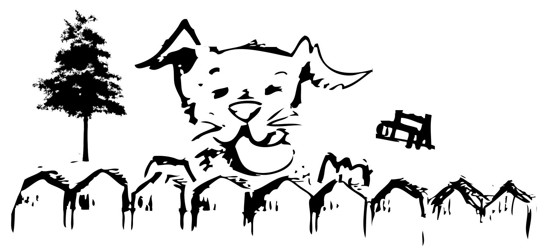 Dog PAWs Logo