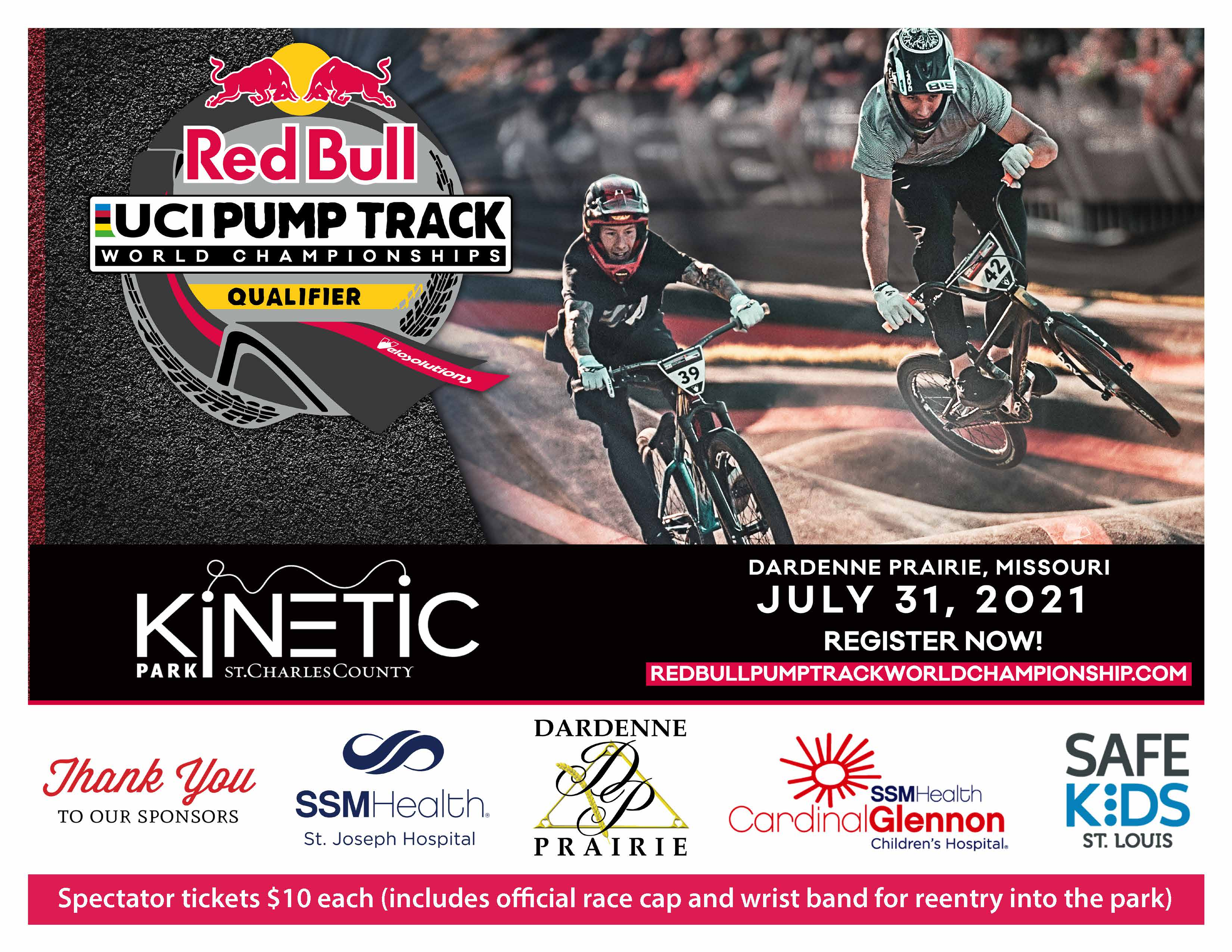 2021 Red Bull UCI Pump Track World Championships Qualifier