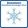 Downtown Snowflake Scavenger Hunt