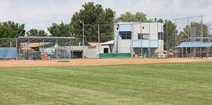 Pomona Softball Field