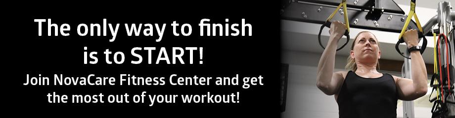 fitness membership banner