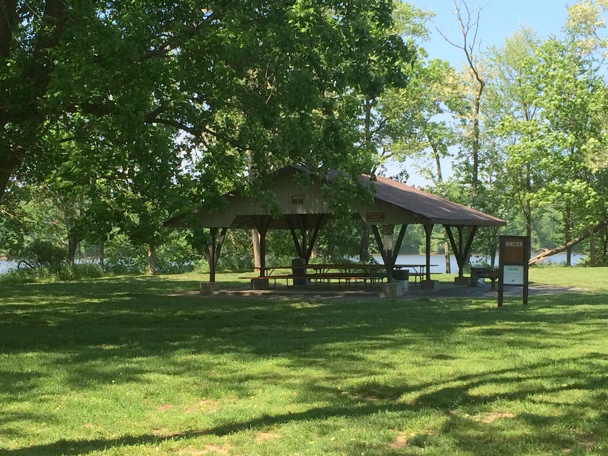 Algonkian Regional Park Shelter 3