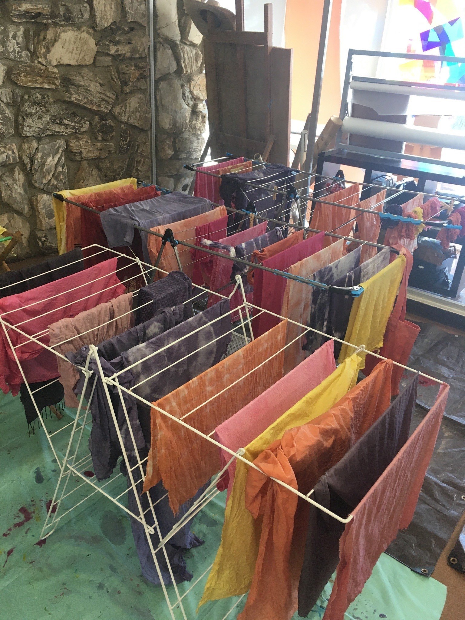 Intro to Natural Textile Dyeing