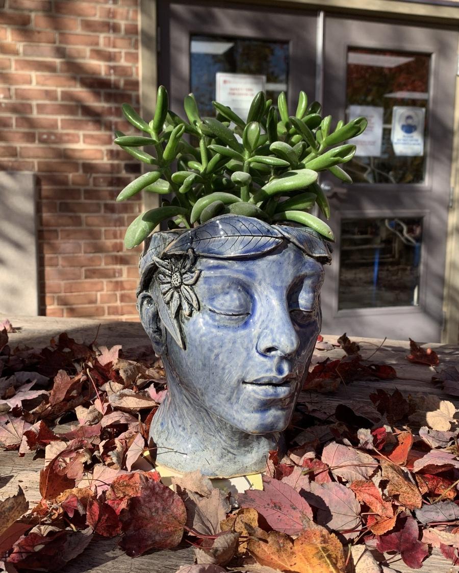 Jennifer Frudakis Pot Heads I