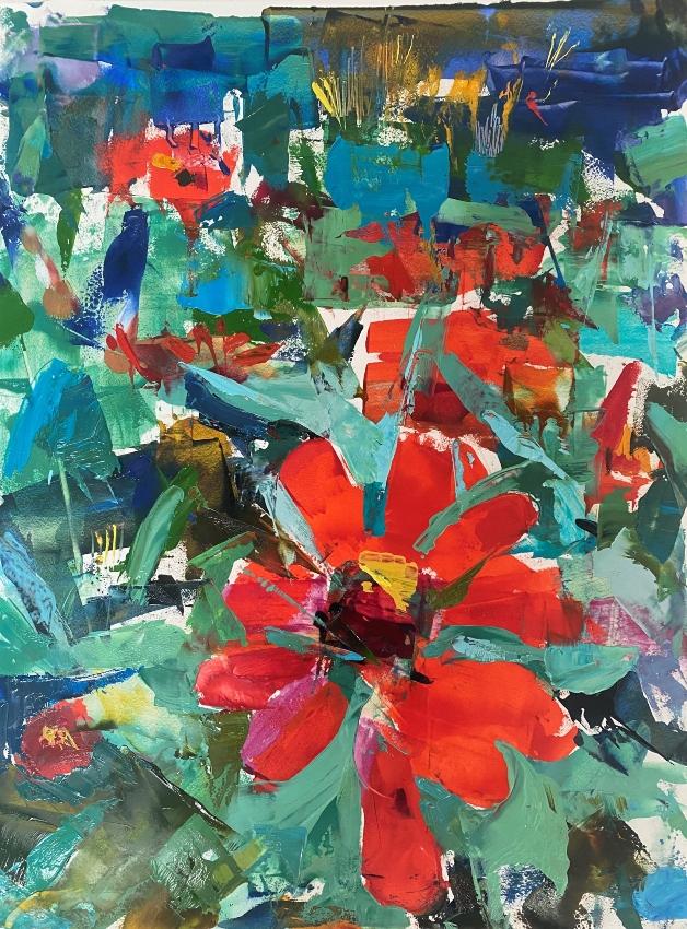 Lara Cantu-Hertzler Primary Colors