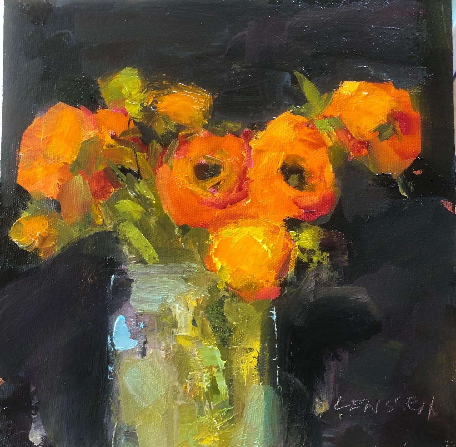 Georganna Lenssen Painterly Still Life 4.21