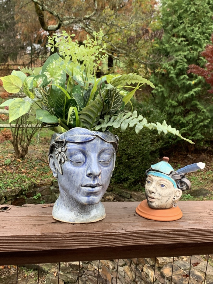 Jennifer Frudakis Pot Heads