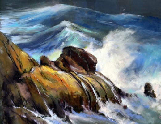 Doug Tweddale Advanced Painting in Pastels and Oil