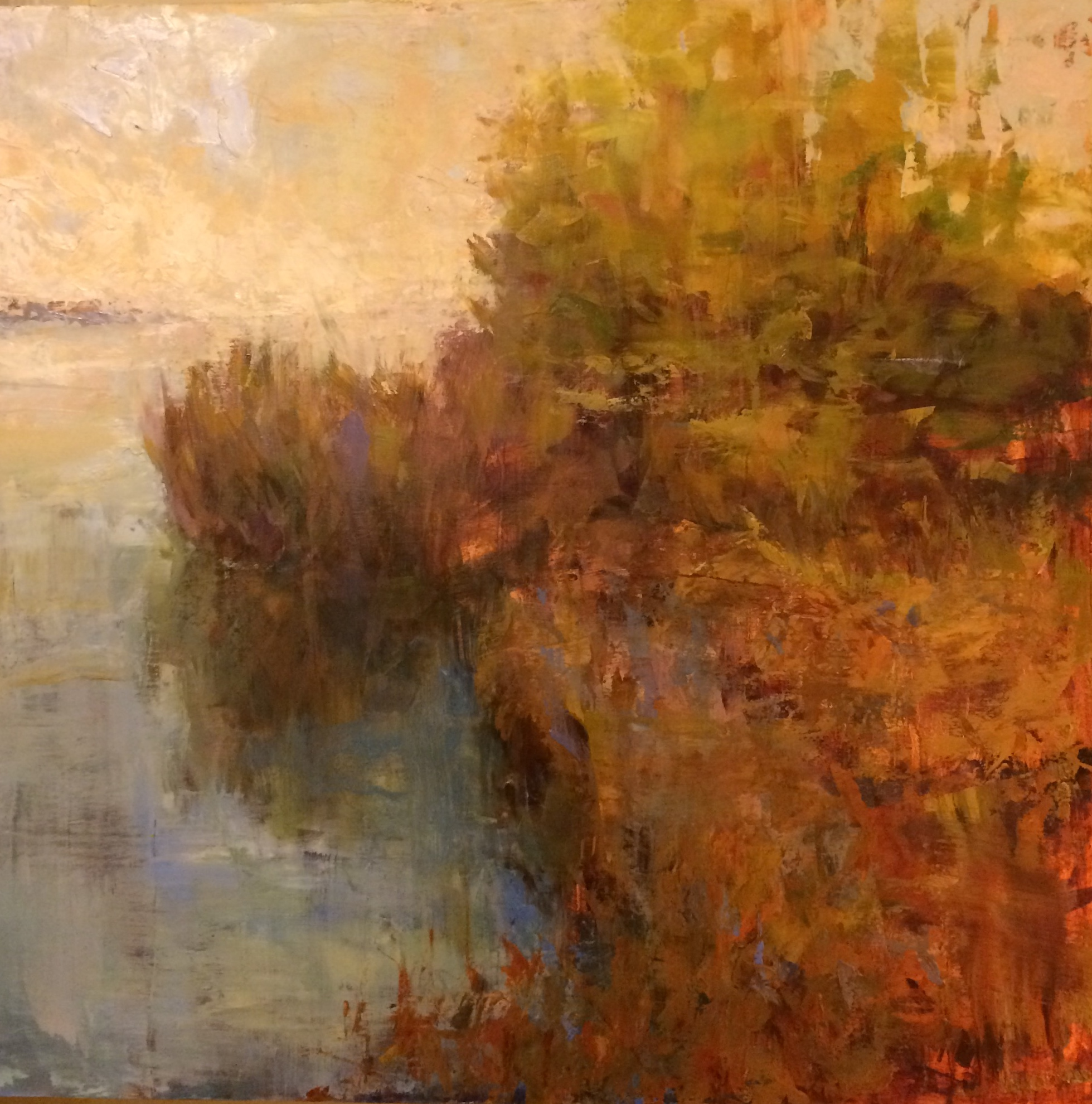 Landscape Zoomed with Bonnie Mettler