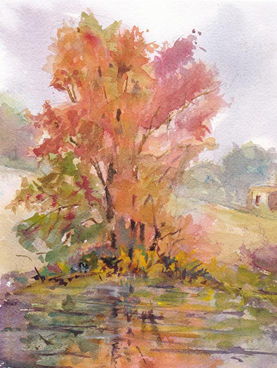 Deena Ball Watercolor Fundamentals