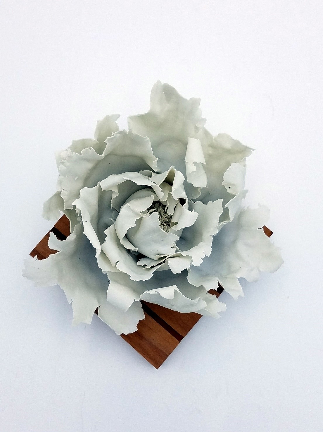 Sam Diamond Altered Forms Porcelain Flower