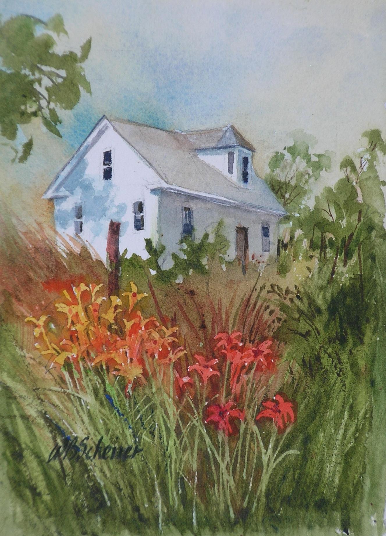 Wendy S Watercolor