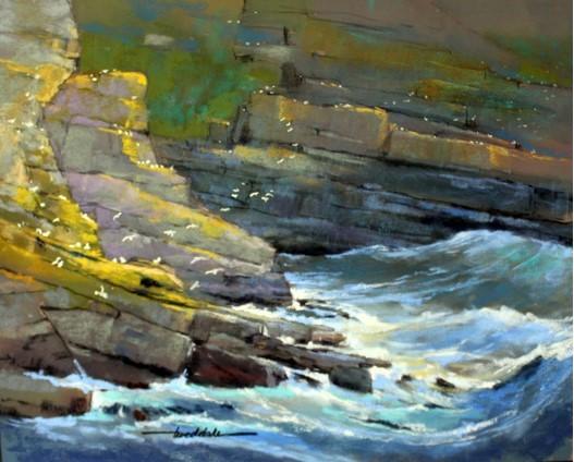 Advanced Painting in Pastels & Oils Doug Tweddale